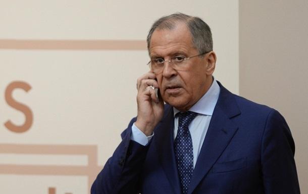 Лавров объяснил, почему РФ против изменений минских соглашений