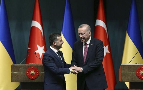 Украина и Турция укрепила туристические взаимоотношения