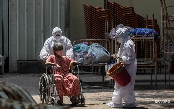 Спалахи коронавірусу в Індії: ВООЗ назвала причину