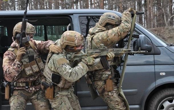 На Тернопільщині проходять антитерористичні навчання СБУ і поліції