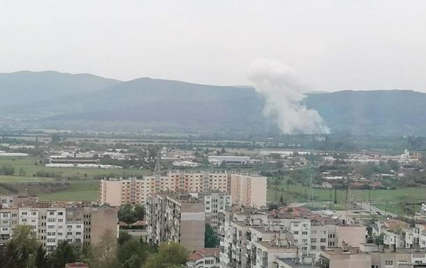 Болгария подозревает россиян во взрывах на оружейных заводах