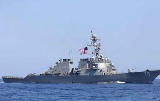 Американских кораблей в Черном море не будет