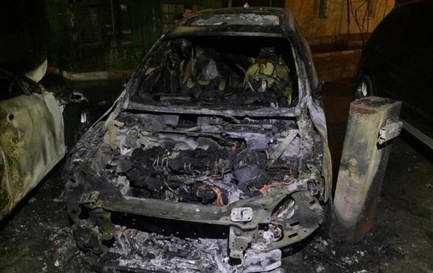 В Одессе подожгли авто экс-прокурора - СМИ