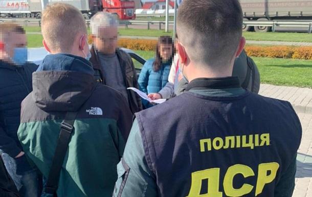 В Ровенской области чиновник вымогал у руководителя АЗС 15 тысяч гривен
