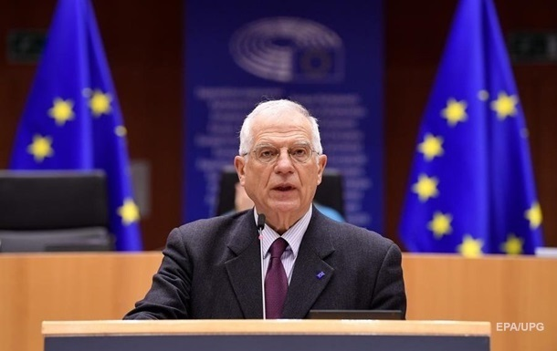 Боррель на виступі в Європарламенті переплутав Туреччину і РФ