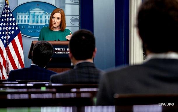 Брифинг в Белом доме прервал `призрак Линкольна`