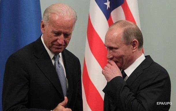 Байден обсудит с Путиным вопрос Украины