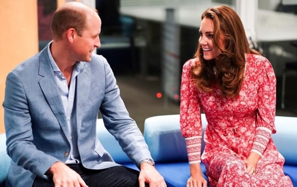 Принц Уильям и Кейт Миддлтон поделились новыми фото
