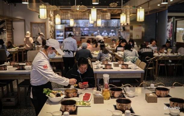 Парламент Китая принял закон об умеренности в еде