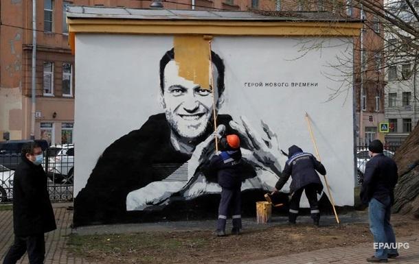 В России объявили о роспуске штабов Навального