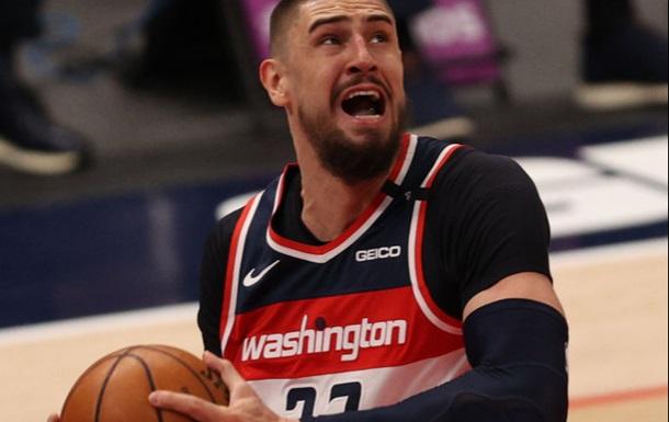 Лень - в тройке самых результативных игроков Вашингтона в матче против действующего чемпиона НБА