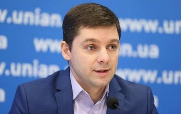 Мокан подал в отставку с поста представителя Кабмина в Раде