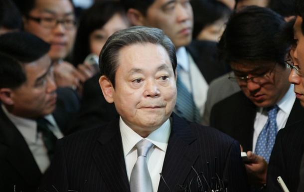 $11 млрд налога. Семья главы Samsung раздает наследство