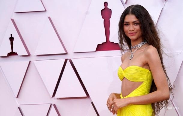 Зендея з явилася на Оскарі в прикрасах за $6 млн