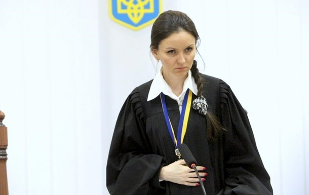 Царевич вернулась на работу в Печерский суд Киева