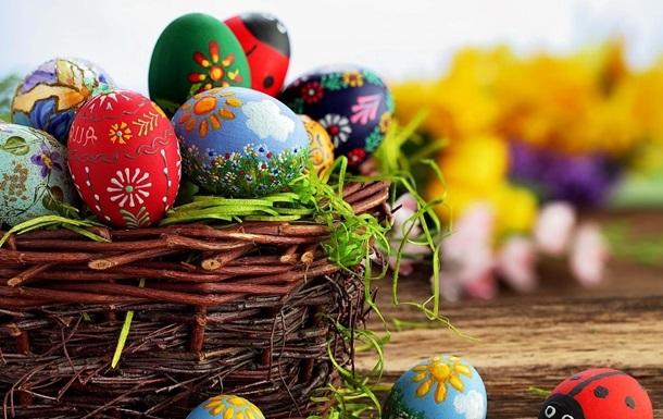 Соцопитування показало, як українці планують святкувати Великдень