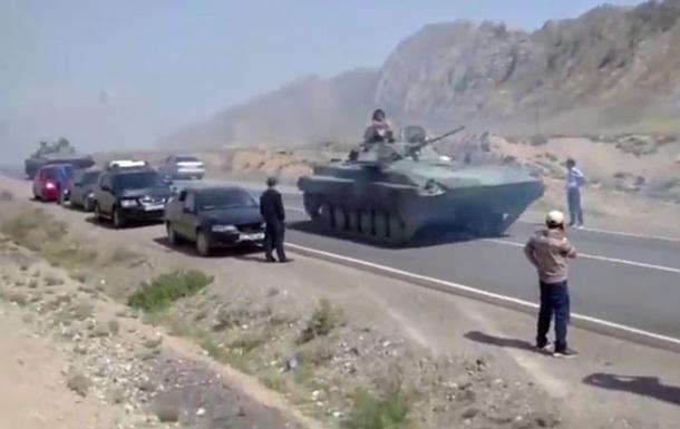 Кыргызстан и Таджикистан договорились по конфликту