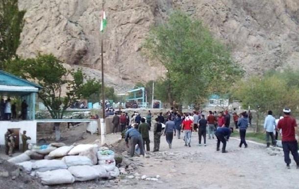 Конфлікт Киргизстану і Таджикистану: вбито дитину