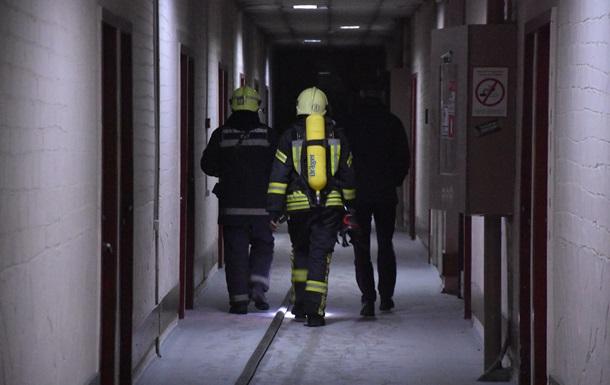 В Одессе произошел пожар в санатории, есть пострадавший