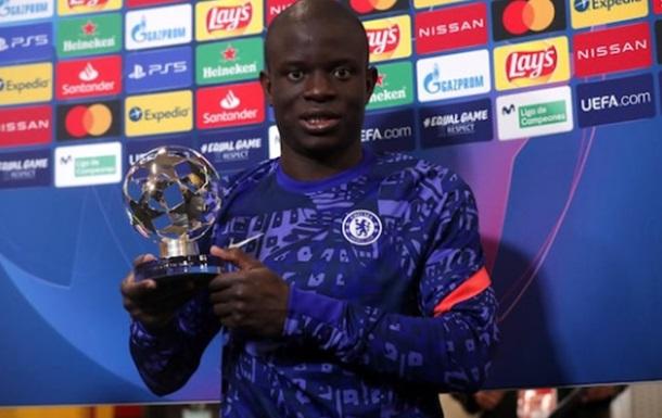 Назван лучший игрок первых полуфиналов Лиги чемпионов