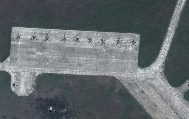 Опубликованы спутниковые снимки войск РВ в Крыму