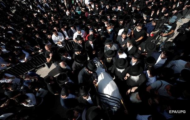 Трагедія замість свята. Тиснява в Ізраїлі