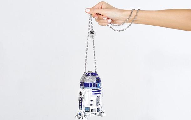 Ко дню Звездных войн вышел клатч-дроид R2-D2