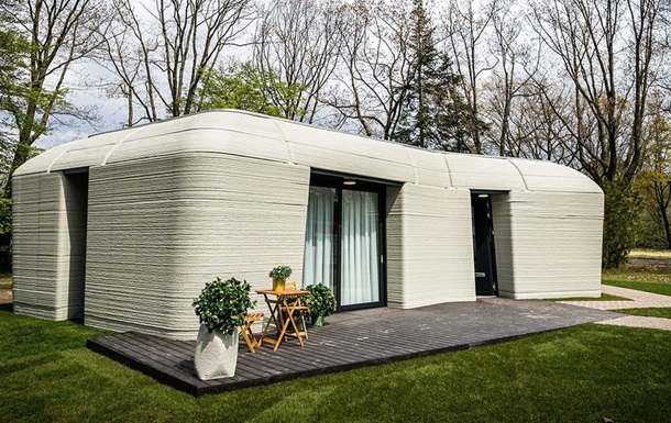 В Нидерландах пенсионеры переехали в напечатанный дом
