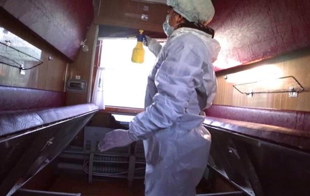 В поездах полиция будет следить за соблюдением масочного режима