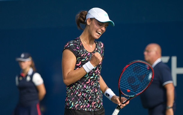 Калинина вышла в финал турнира в Хорватии