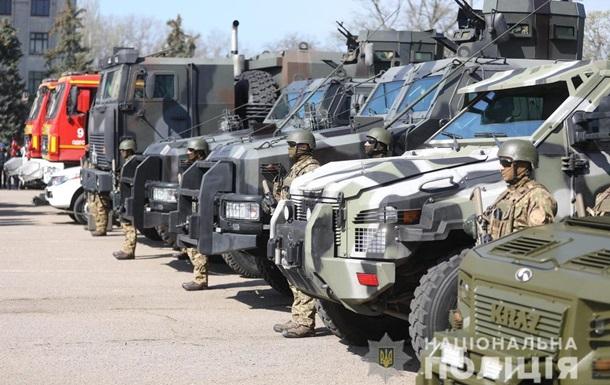 В Одессе усилили меры безопасности