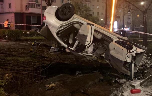 Пьяное ДТП в Киеве: суд отправил под арест водителя Infiniti