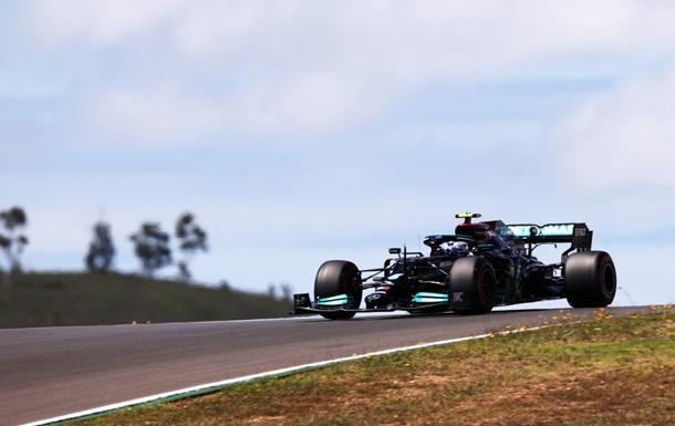 Боттас выиграл квалификацию Гран-при Португалии, опередив Хэмилтона и Ферстаппена
