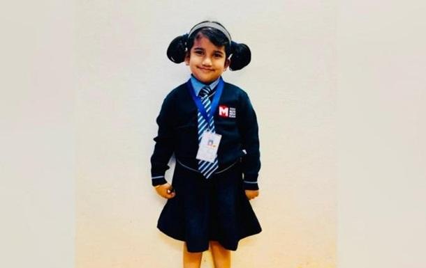 В Катаре 4-летняя девочка установила рекорд по таблице Менделеева