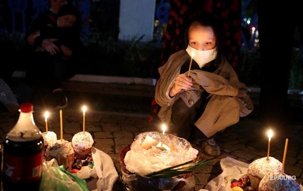 Православні християни святкують Великдень
