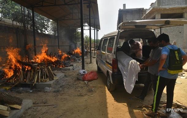 В Индии проигнорировали предупреждение об опасной мутации COVID - СМИ