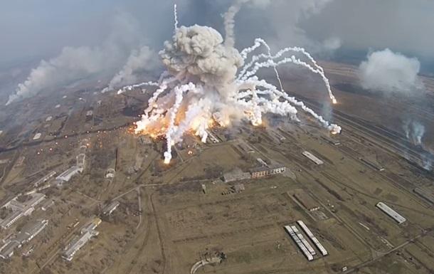 В Bellingcat сделали заявление о пожарах на военных складах в Украине