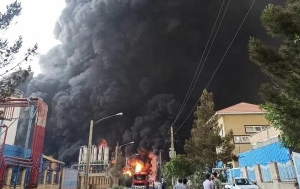 На химзаводе в Иране произошел мощный взрыв - СМИ