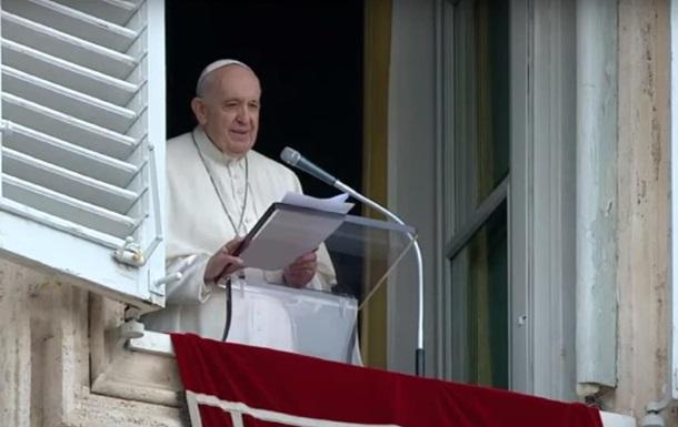 Папа Франциск поздравил православных с Пасхой