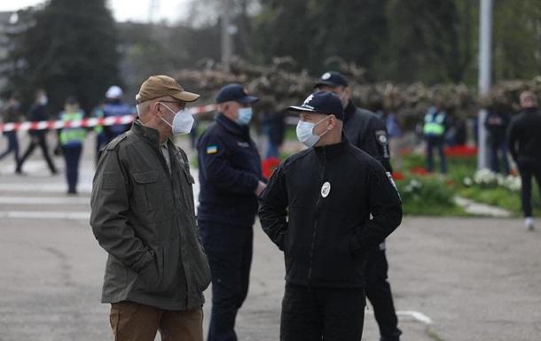 Заходи в Одесі проходять без порушень - МВС