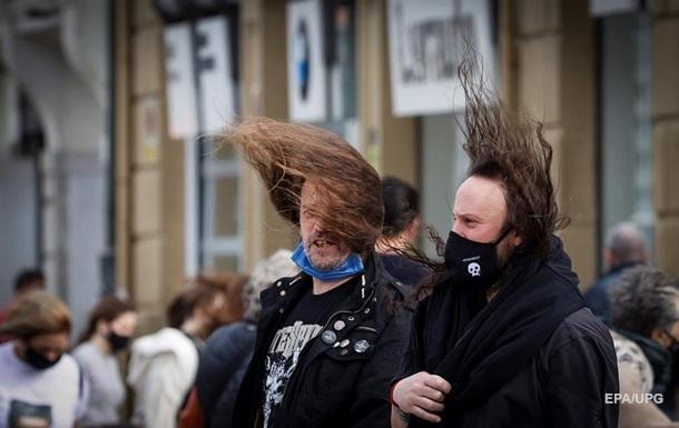 У Києві й області очікується сильний вітер