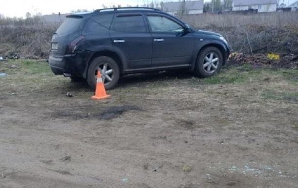 В России 6-летний ребенок за рулем авто насмерть сбил свою мать
