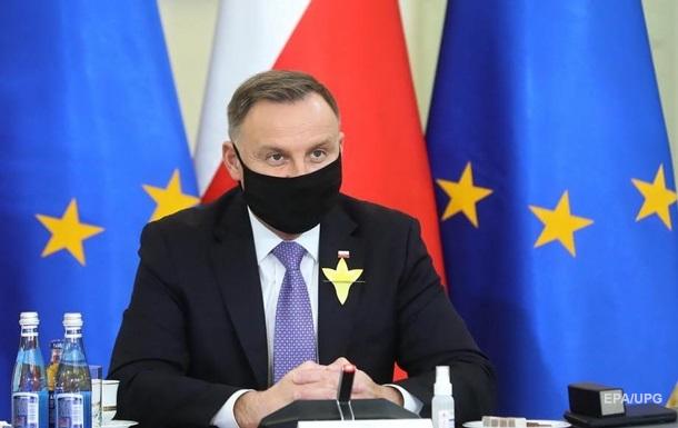 Дуда: Вступ України в НАТО обговорять на саміті