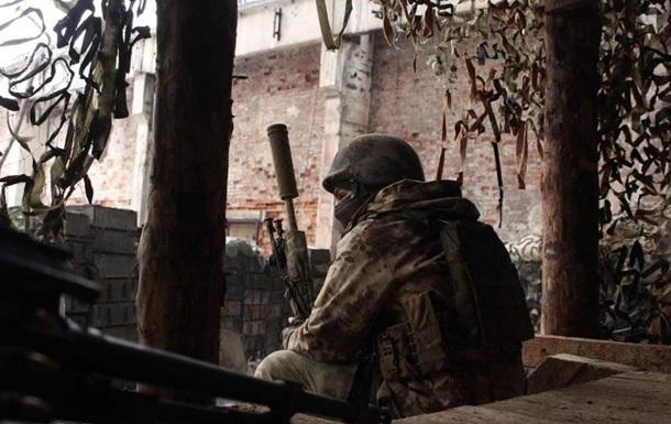 С начала суток сепаратисты трижды нарушили режим `тишины`