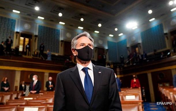 Блинкен: США следят за отводом войск РФ