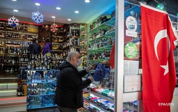 В Турции вновь ужесточают локдаун