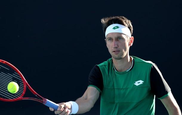 Стаховский пробился во второй круг турнира в Праге