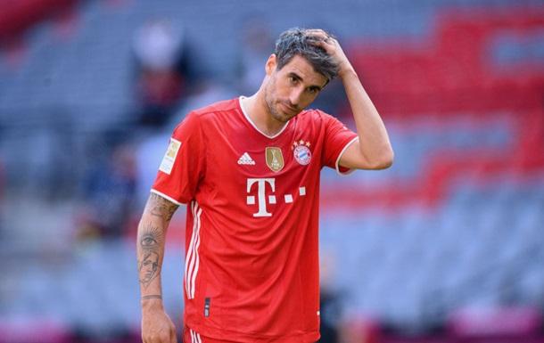 Бавария объявила об уходе Мартинеса по окончании сезона