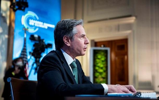Блинкен призвал привлечь РФ к ответственности