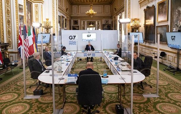 Саммит G7 в Лондоне: делегаты из Индии самоизолировались